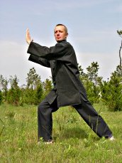 All About Tai Chi!